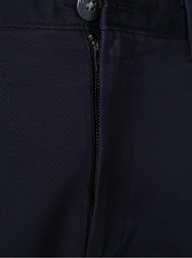 Modré pánské chino kalhoty Calvin Klein Jeans Geerd