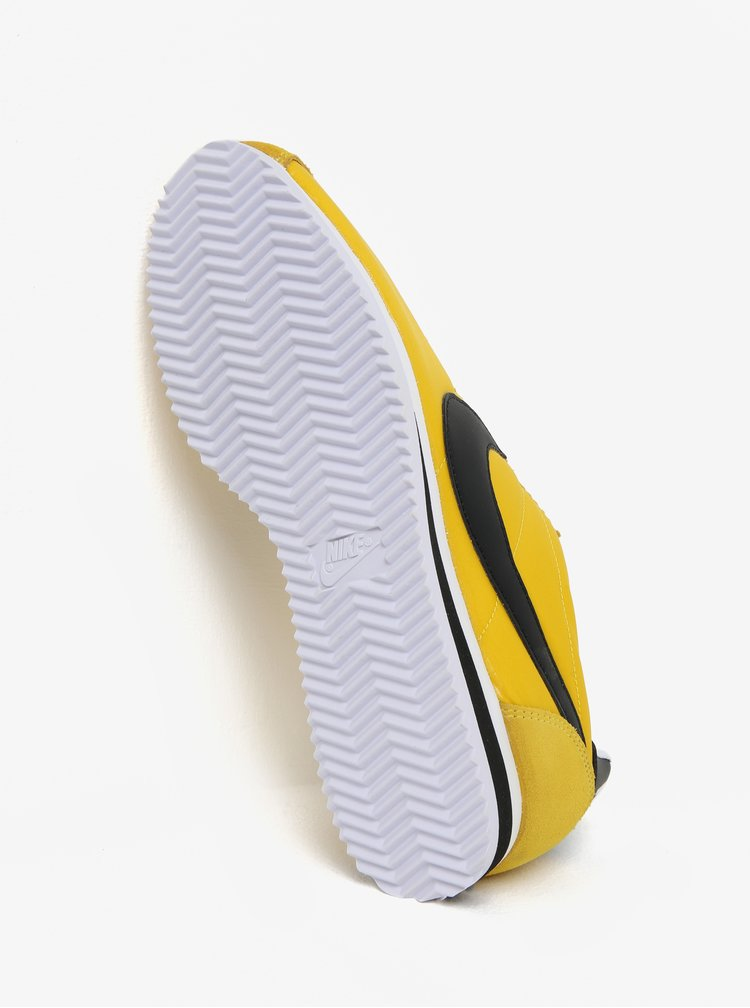 Žluté pánské tenisky Nike Classic