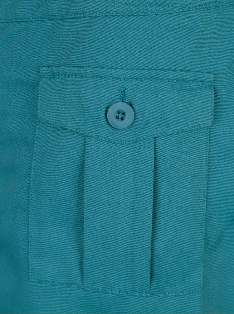 Modrá sukně s kapsami Tranquillo Camilla