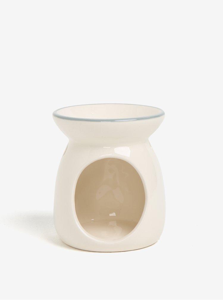 Krémová aromalampa s motivem koček Dakls