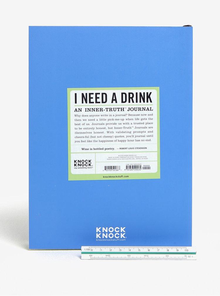 Příruční knížka Knock Knock