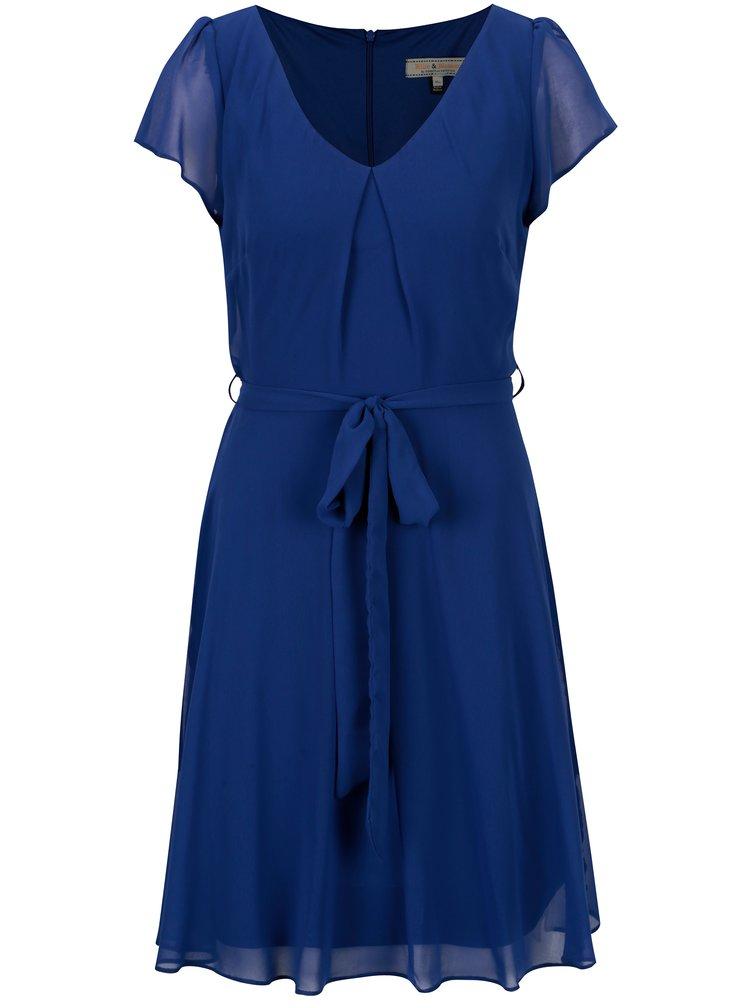 Tmavě modré šaty Billie & Blossom
