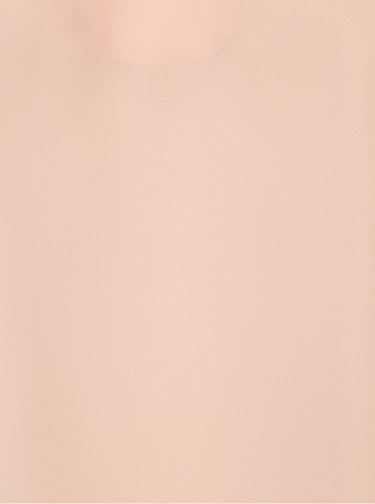 Světle růžová halenka Dorothy Perkins