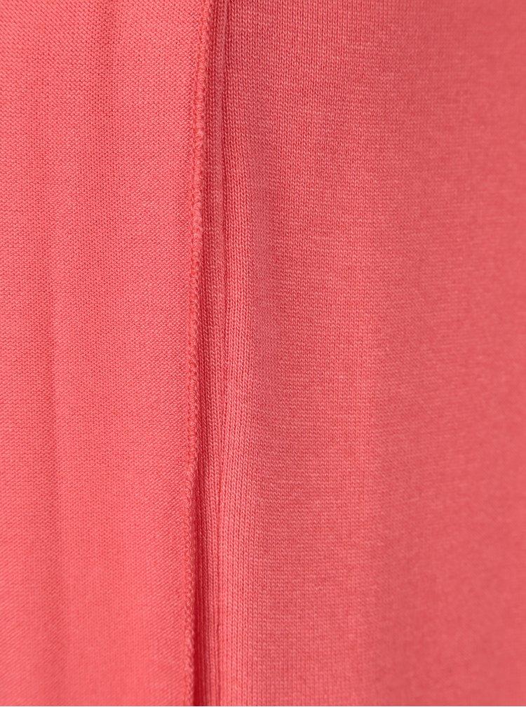 Růžový kardigan YEST
