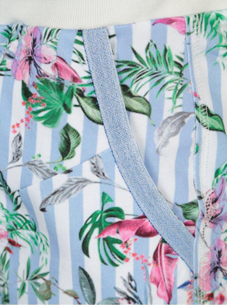 Fusta cu print floral - Rich & Royal