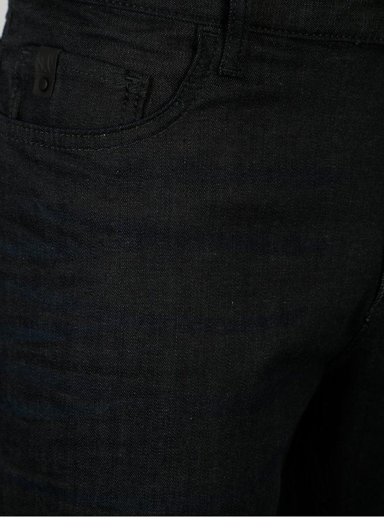 Pantaloni bleumarin regular fit pentru barbati s.Oliver