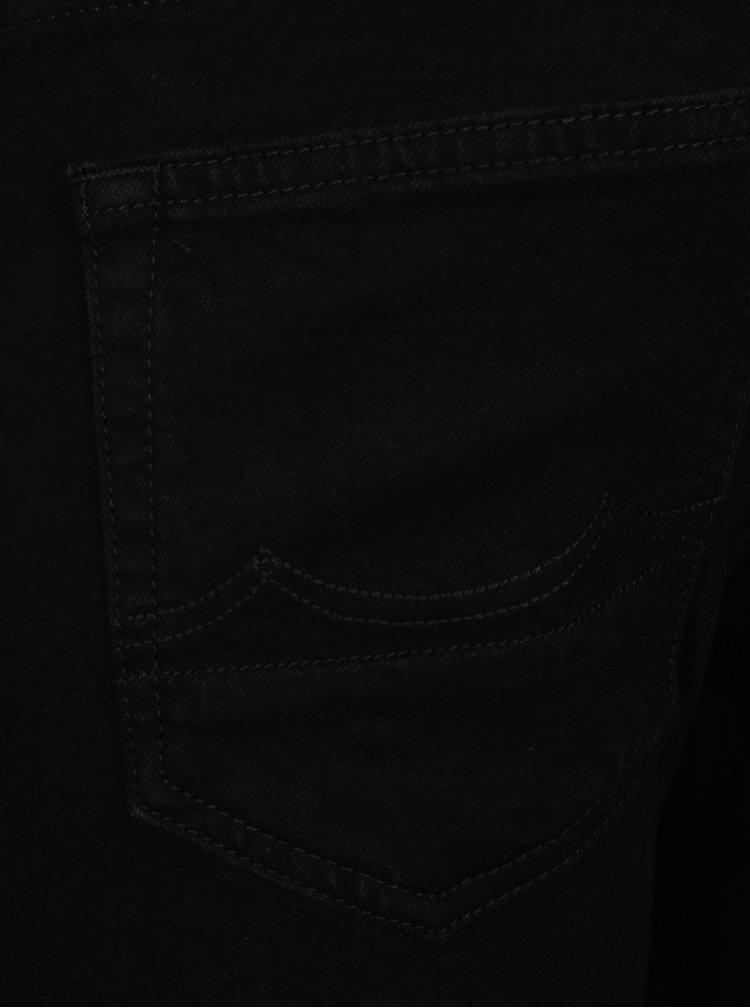 Černé dámské slim džíny Kings of Indigo