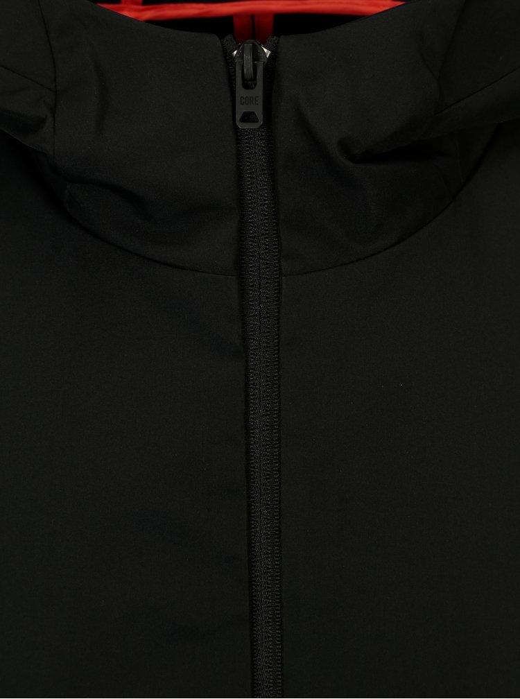 Černá bunda Jack & Jones Brain