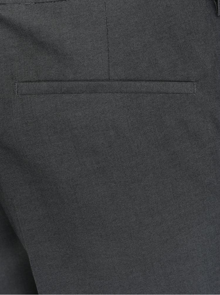 Sivé oblekové nohavice Lindbergh