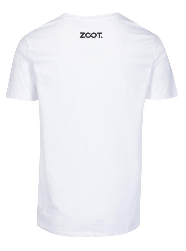 Bílé pánské tričko s potiskem ZOOT Original Láska