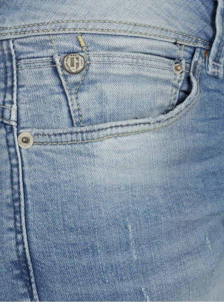 Modré dámské slim fit džíny Garcia Jeans Riva