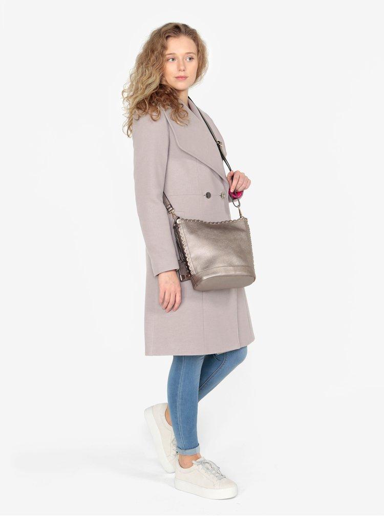 Crossbody kabelka s pouzdrem 2v1 v bronzové barvě Oasis Sofia