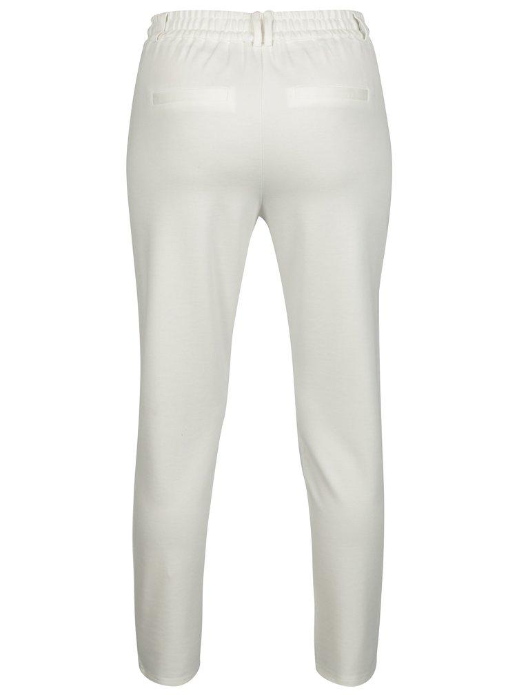 Krémové kalhoty ONLY Poptrash