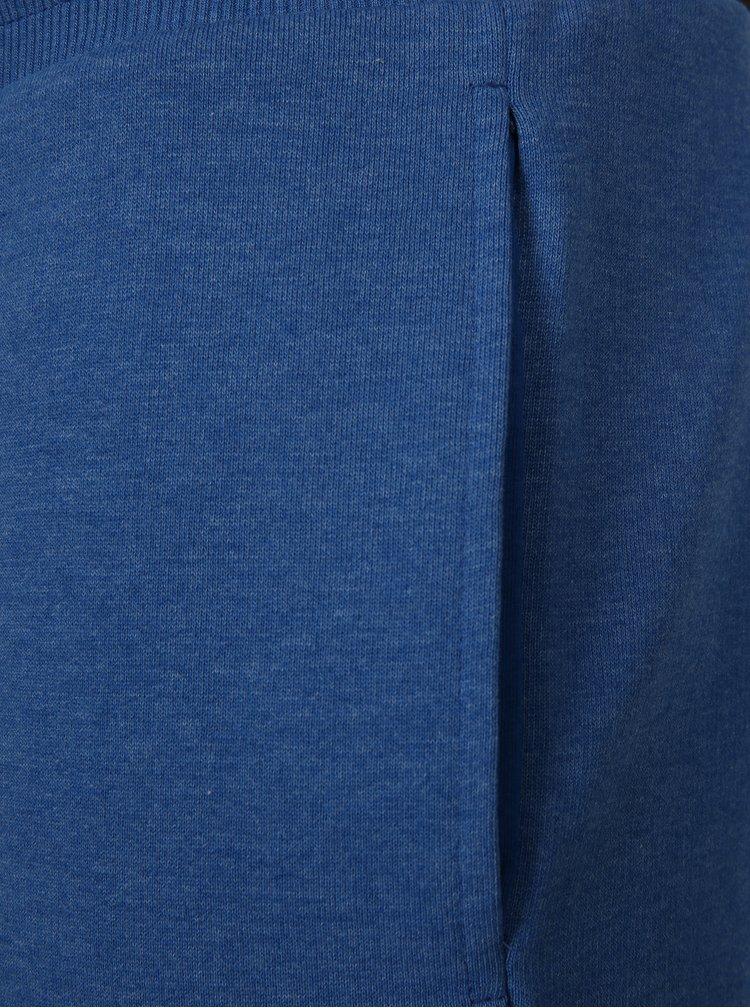 Modré teplákové kraťasy Jack & Jones Houston