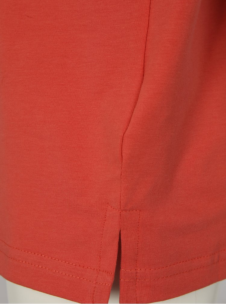 Červené klučičí polo tričko name it Vartin