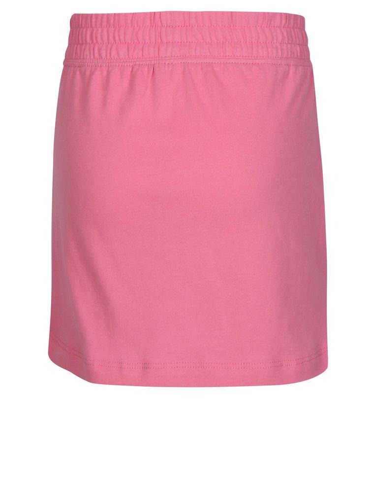 Růžová holčičí sukně name it Valinka