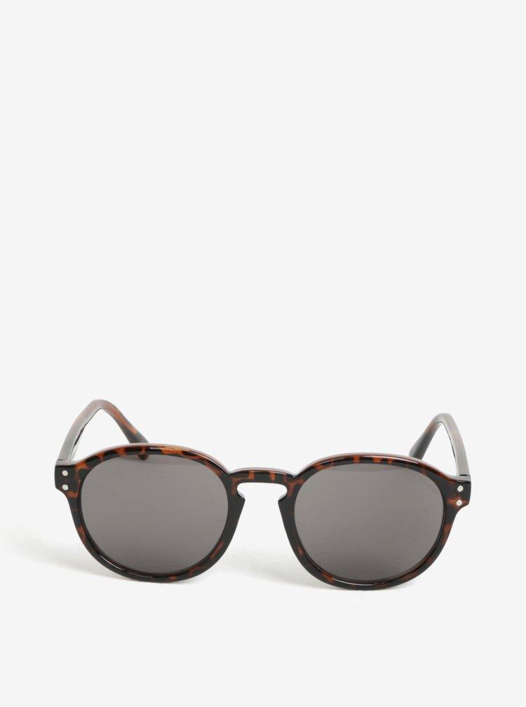Hnědé dámské sluneční brýle Cheap Monday Cytric