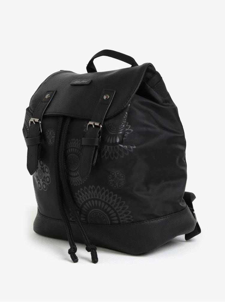 Černý dámský elegantní batoh LOAP Asana