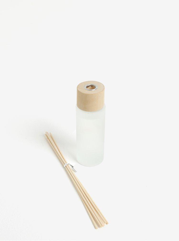 Difuzéru s vůní bavlny a víkem z bukového dřeva SIFCON
