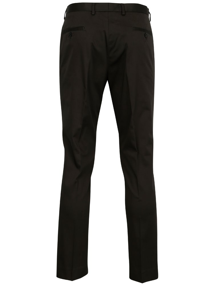 Pantaloni skinny fit gri inchis - Burton Menswear London