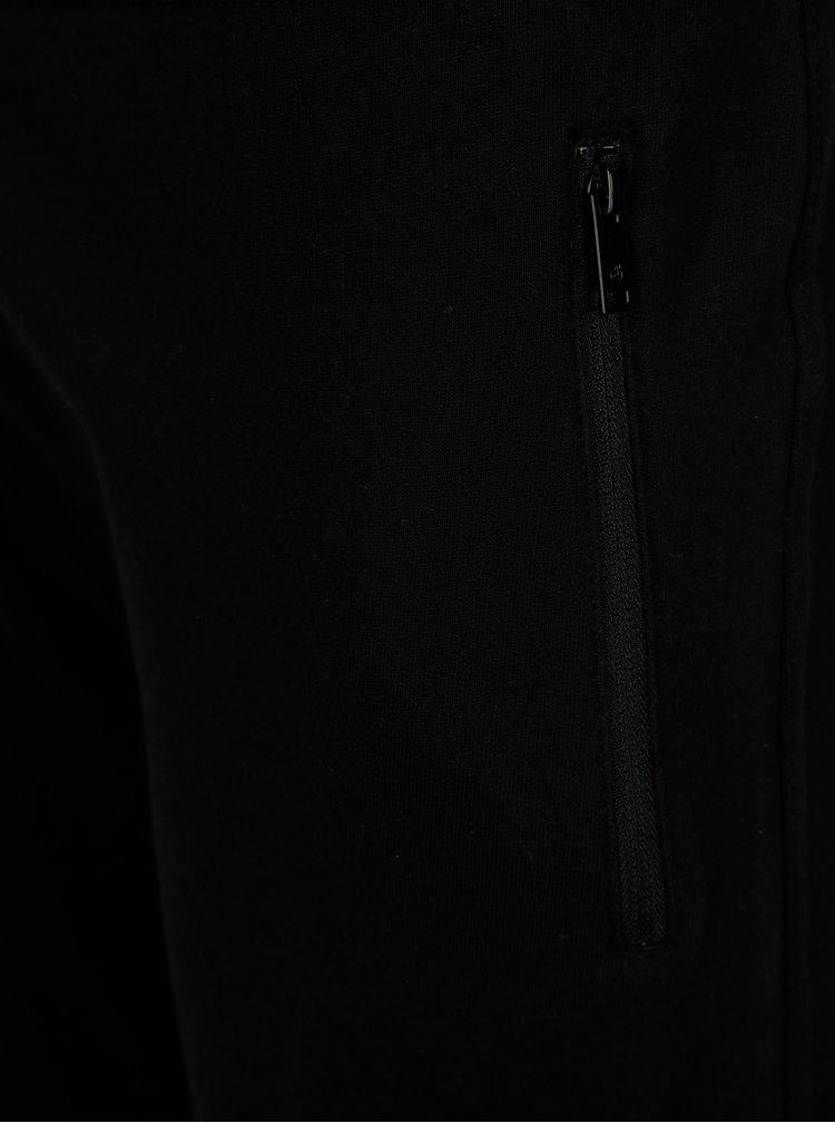 Černé tepláky Burton Menswear London