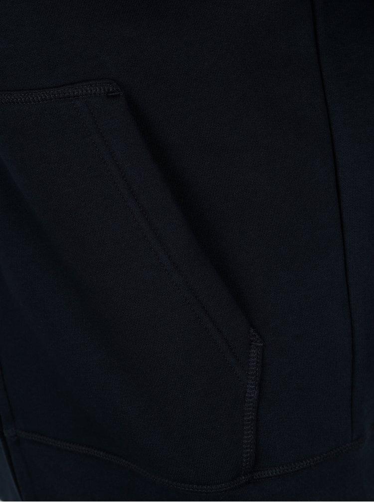 Tmavě modrá pánská mikina s kapucí GANT Original