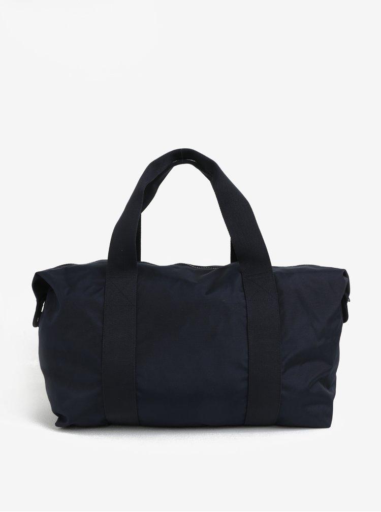 Tmavě modrá cestovní taška GANT