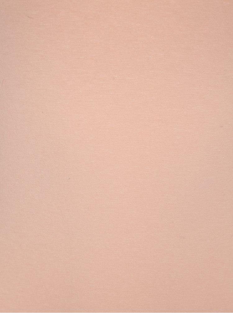 Světle růžové tílko Jacqueline de Yong Yava