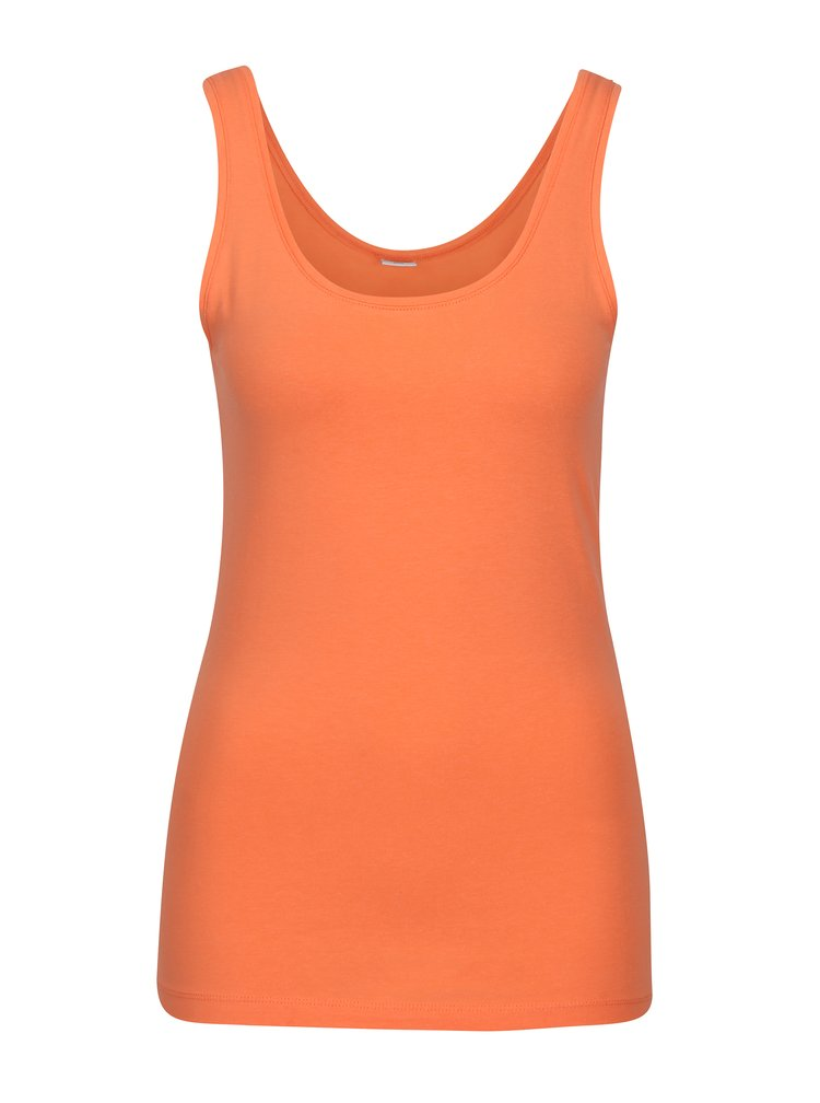 Oranžové tílko Jacqueline de Yong Yava