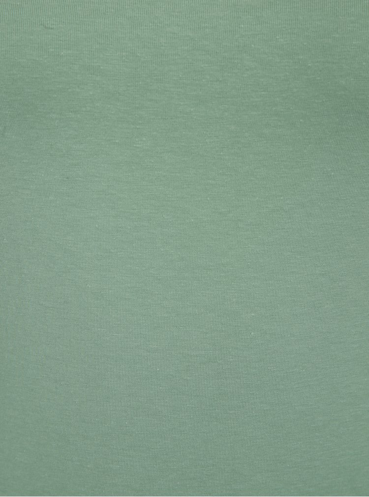 Světle zelené tílko Jacqueline de Yong Yava