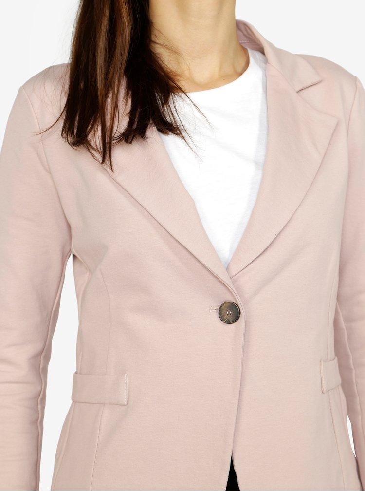 Růžové sako ZOOT