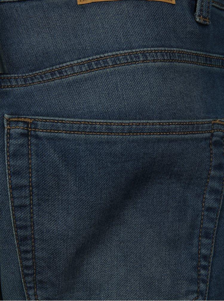 Modré džínové kraťasy ONLY & SONS Bull