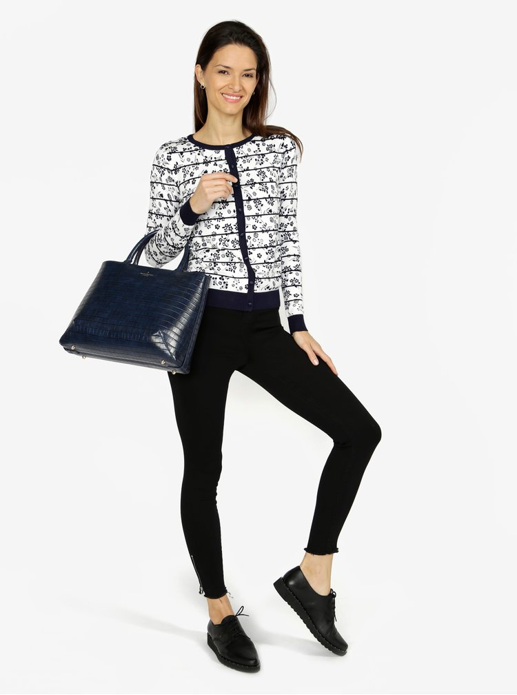Tmavě modrá kabelka Paul´s Boutique Carmel