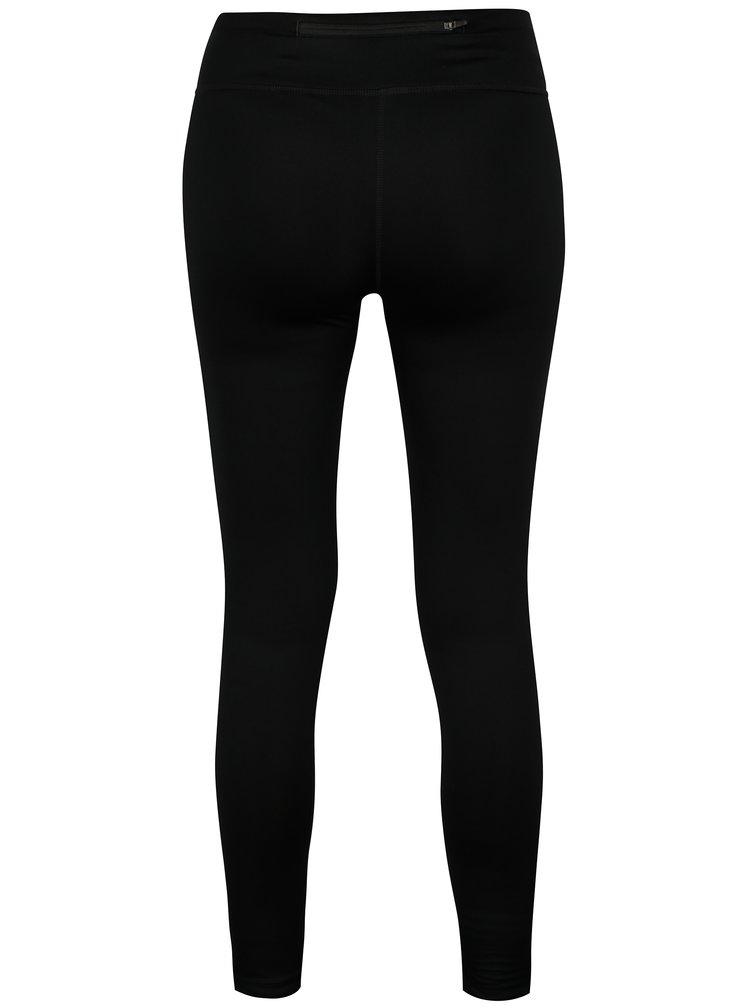 Černé zkrácené dámské funkční legíny Nike PWR ESSNTL TGHT