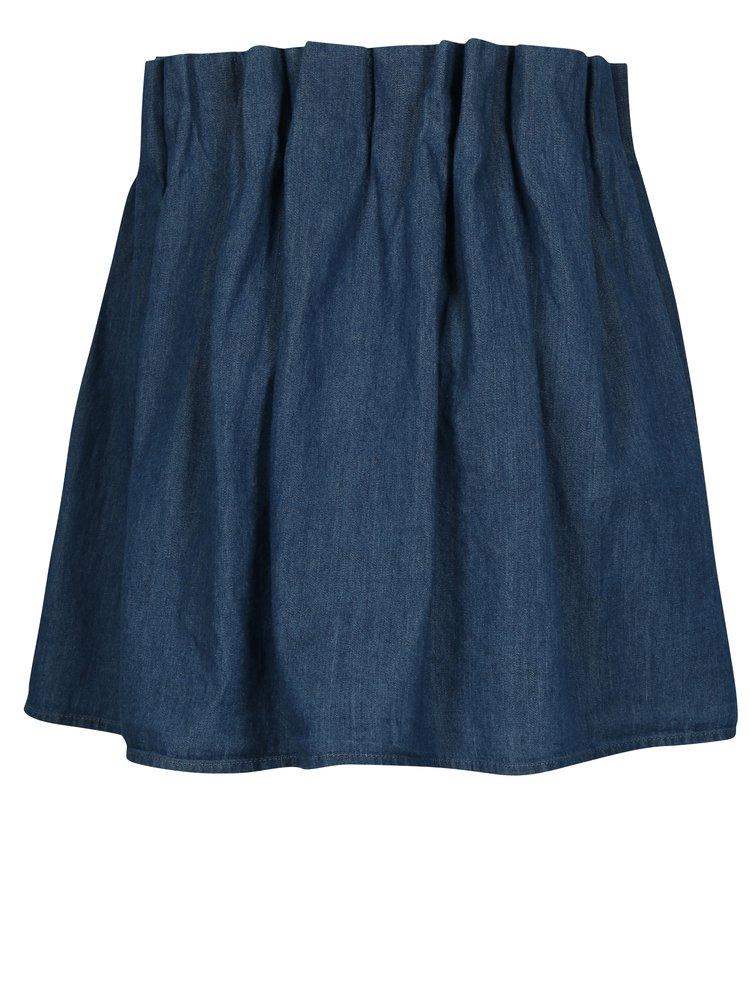 Modrá holčičí džínová sukně name it Basha