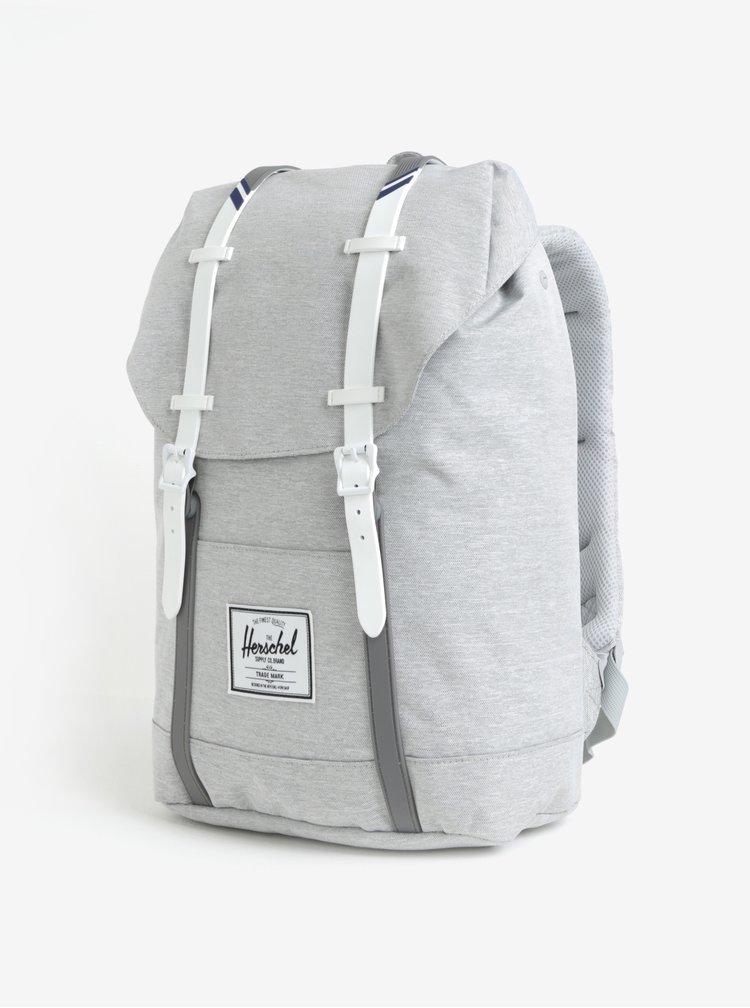 Šedý batoh Herschel Retreat 19,5 l