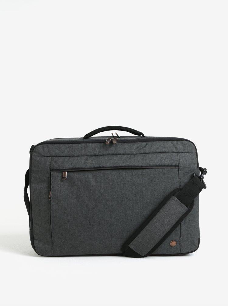 """Tmavě šedá taška na notebook Case Logic Era 15.6"""""""