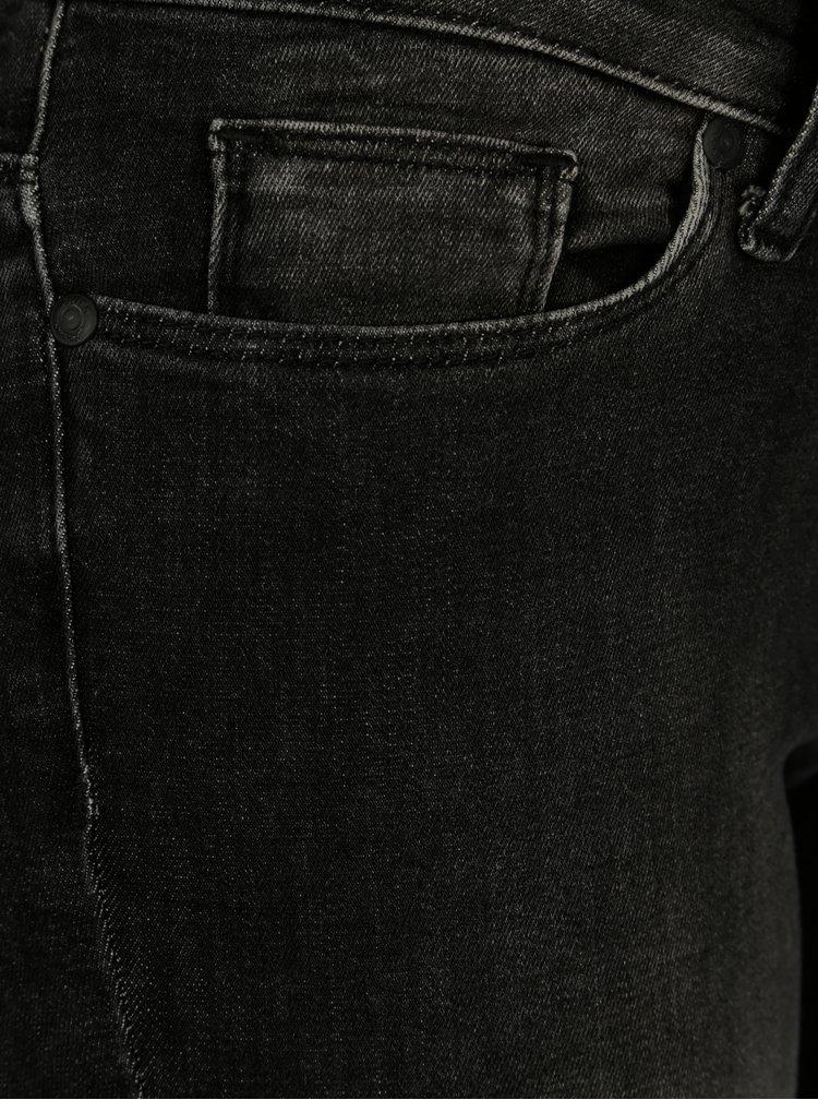 Tmavě šedé dámské skinny džíny Cars Koblenka