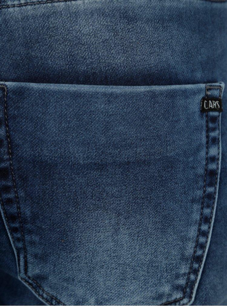 Tmavě modré dámské loose fit džíny Cars Joggy