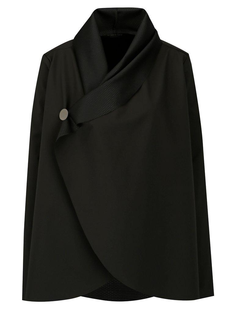 Černé variabilní voděodolné sako Design by Lucie Jack Black