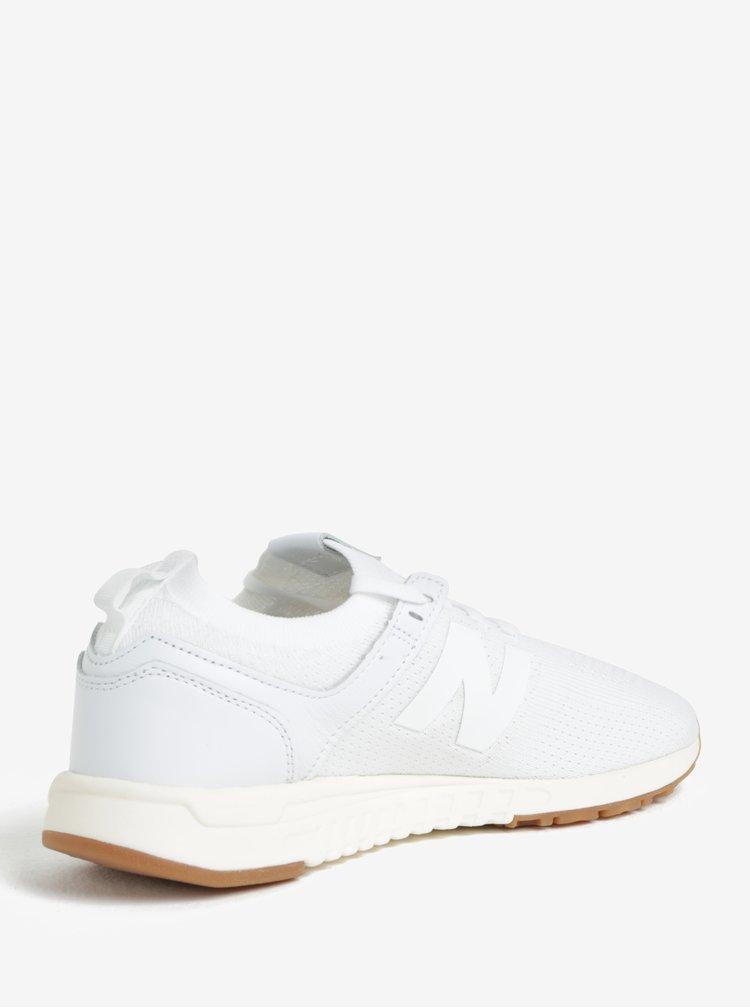 Bílé pánské tenisky New Balance MRL247