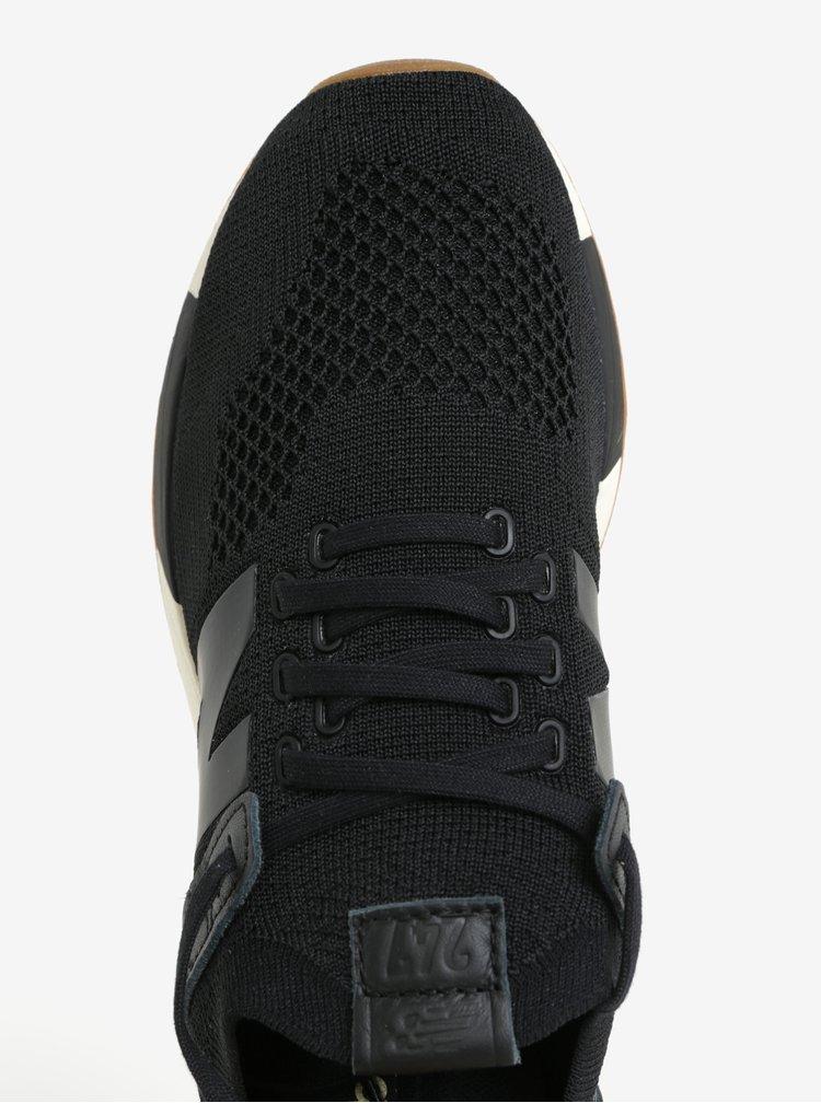Černé pánské tenisky New Balance MRL247