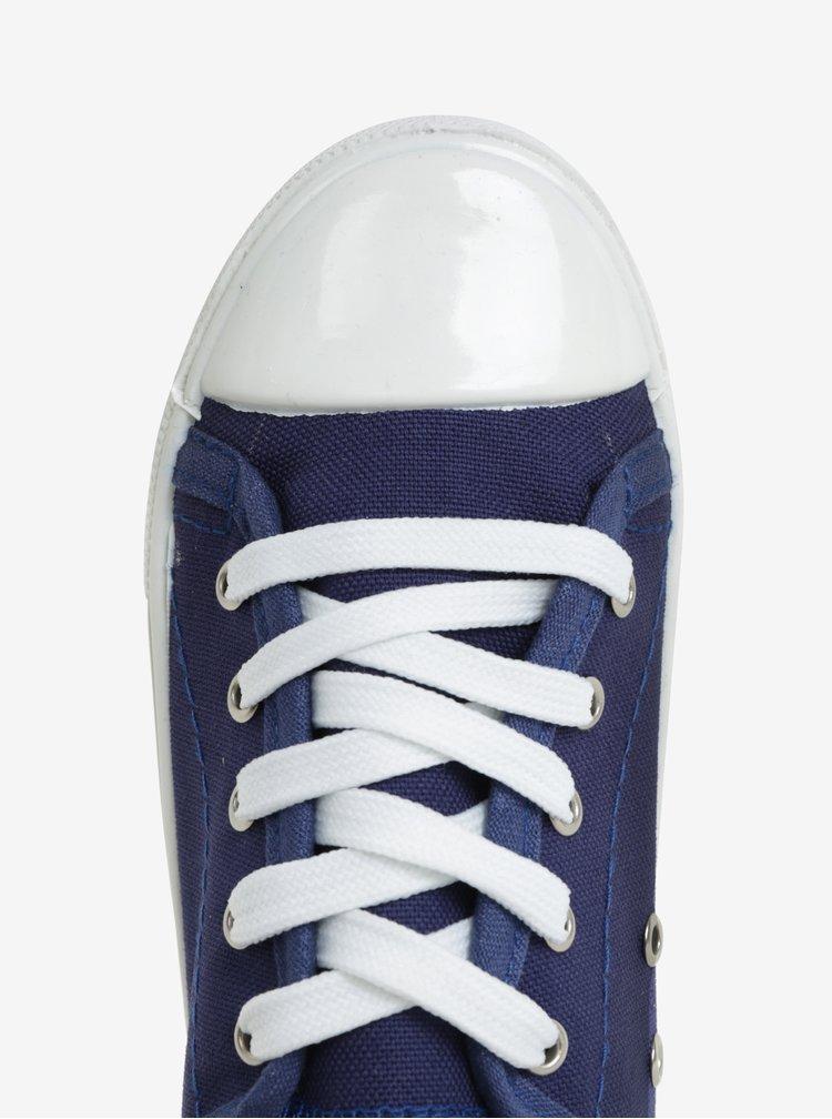 Modré tenisky Oldcom Classic