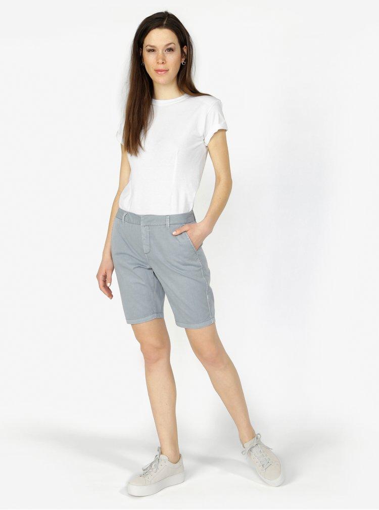 Pantaloni scurti albastru deschis - VERO MODA Flame