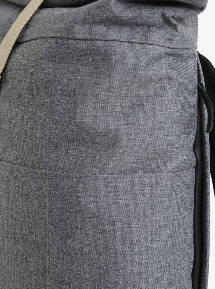 Šedý voděodolný batoh Ucon Hajo 20 l
