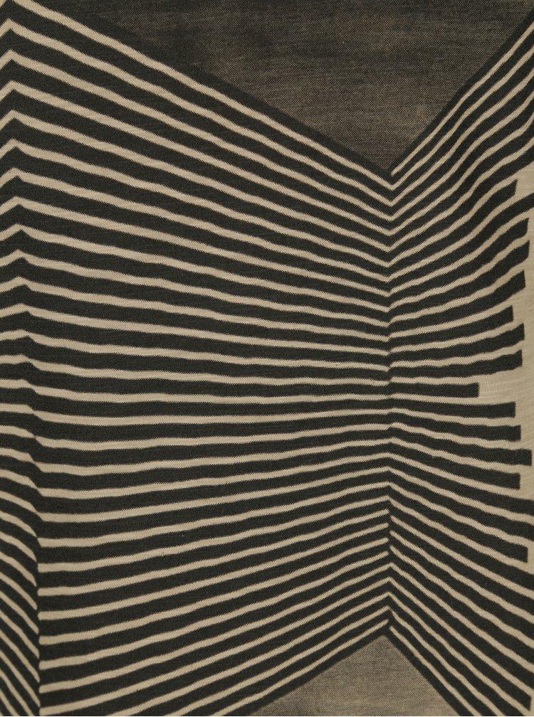 Béžové tričko s potiskem Casual Friday by Blend