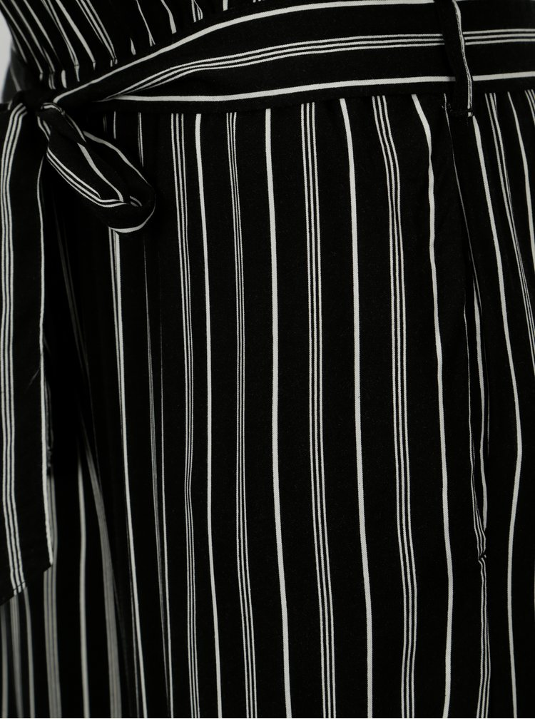 Bílo-černý pruhovaný overal Jacqueline de Yong Cilja