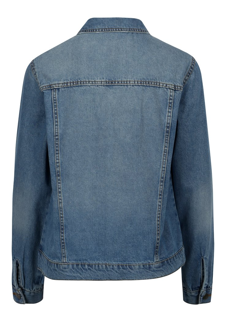 Modrá džínová bunda Dorothy Perkins