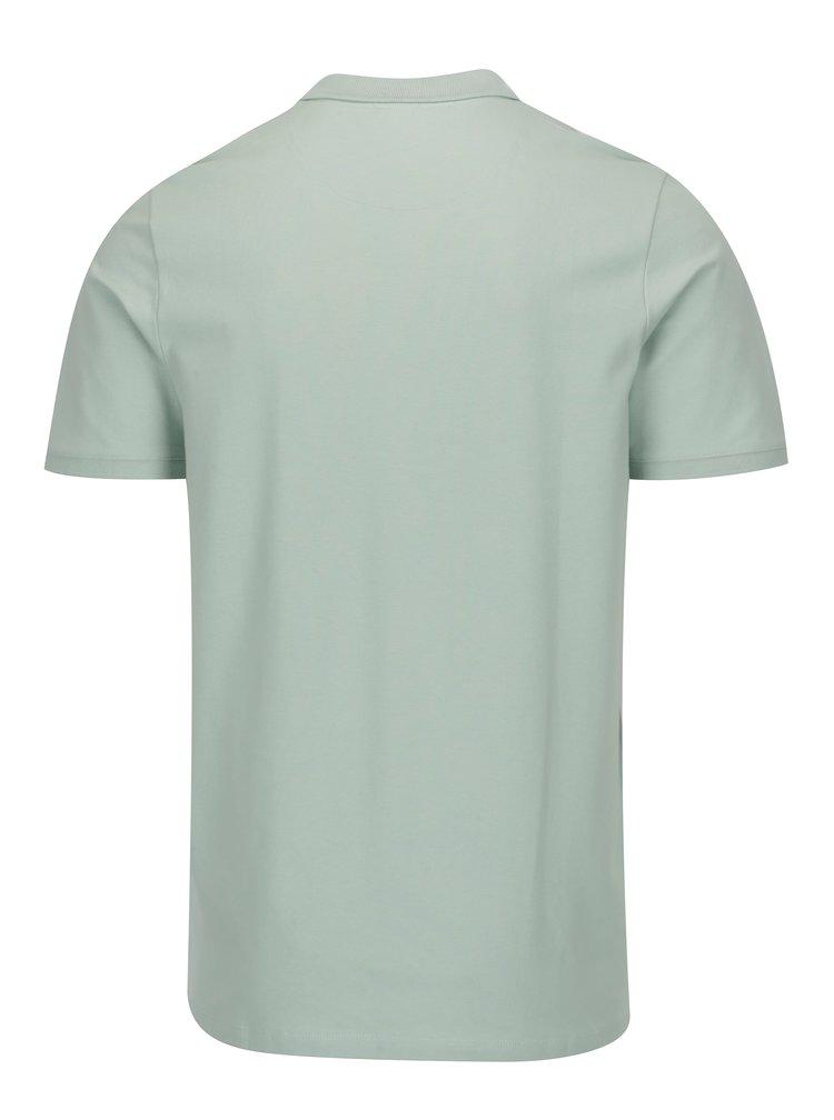 Světle zelené polo tričko Jack & Jones Premium Belfast