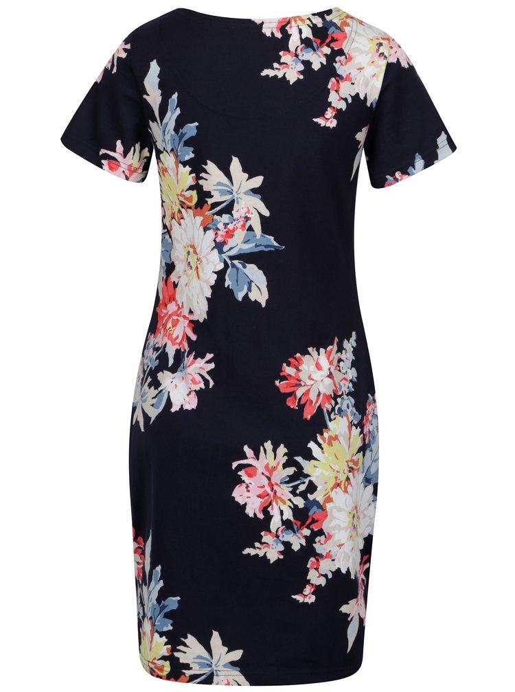 Tmavě modré květované šaty Tom Joule Riviera Print